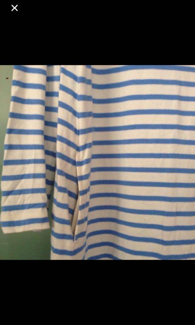 Uniqlo Stripe Dress *096