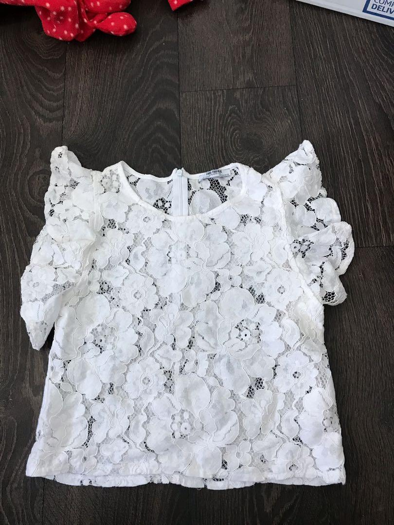 Zara TRF Blouse Size Medium (fits more like small)
