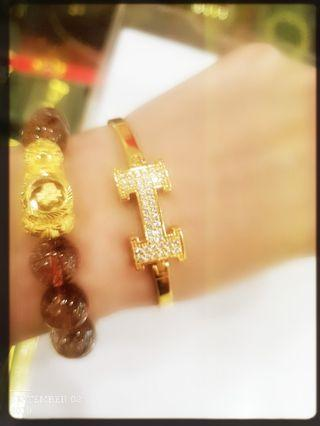 Gold 916 Bangle 22K