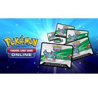 Pokemon PTCG Online Game Codes