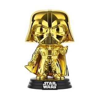Funko Pop! Star Wars - Darth Vader (Gold Chrome)