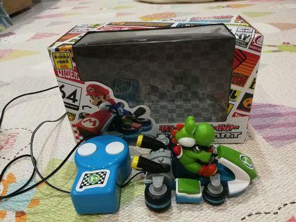 Mario Kart toy Car Yoshi