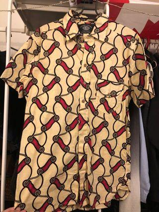 花襯衫 泰國購入 兩件一起 size M
