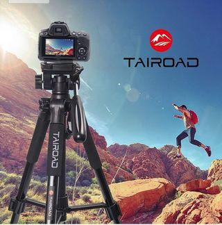 Tairoad Lightweight Professional Photography Tripod Stand