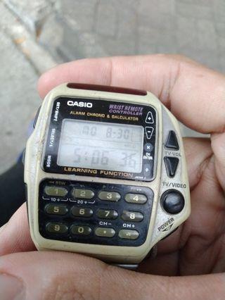 casio cmd40 kalkulater & remote