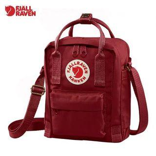 100% Authentic ox red Kanken Sling