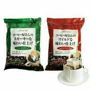 藤田 掛耳咖啡20入160g