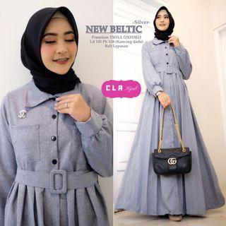 Dress Beltic ori by CLAhijab