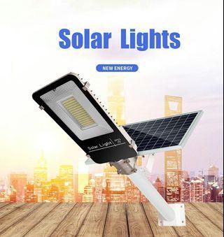 Solar street lamp 100W waterproof