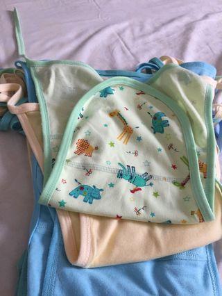 Popok bayi kain little Q 1 lusin