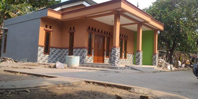 Dijual rumah baru siap huni di mustika jaya kota Bekasi timur