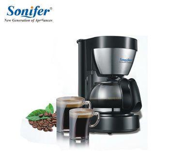 Coffee Maker Household Coffee Machine 6 Cup Tea Coffee Pot 220v