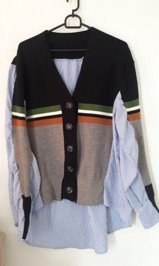 Sweater shirt Korea