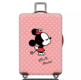 Luggage Cover Disney Mickey Minnie
