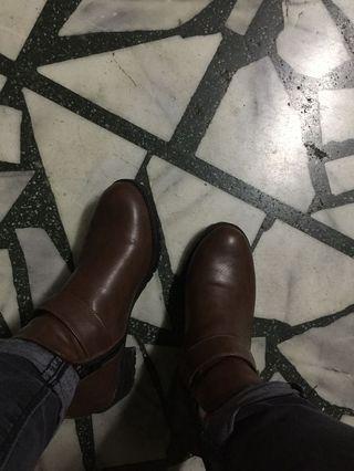 短靴(有跟唷