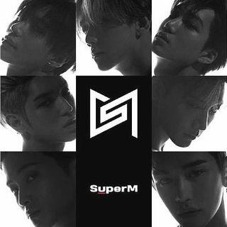 SUPERM 1ST MINI ALBUM