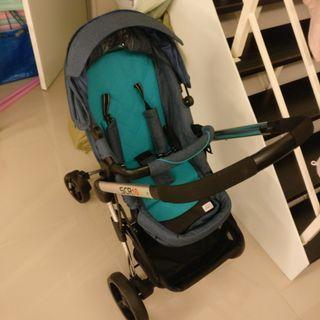 Sweet cherry stroller SC10