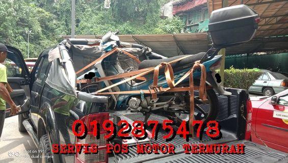 3/9/2019 - Update job towing motor murah
