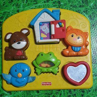 Fisher Price Brilliant basic puzzle
