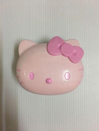 降價  Hello Kitty電動按摩梳-大臉款(粉色)