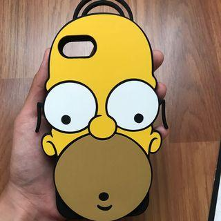 Iphone casing the simpsons