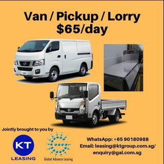 Van Lorry Commercial vehicle Manual Auto