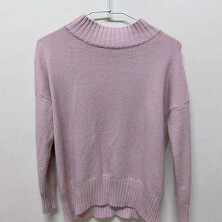 粉色毛衣#五折出清女裝