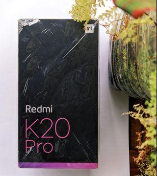 Redmi K20 Pro 128GB Fullset + Receipt