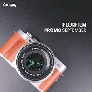 PROMO CAMERA FUJIFILM SEPTEMBER
