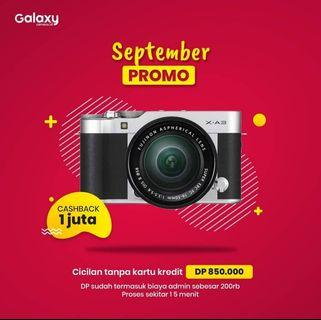 Promo september Fujifulm