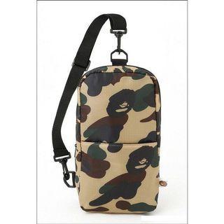 BAPE Camo Crossbody Bag