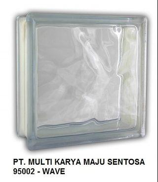 Glass Block Mulia