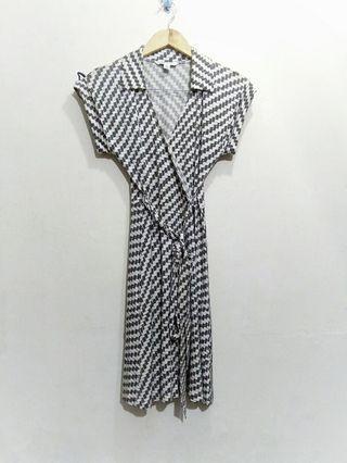 Banana republic, kimono dress