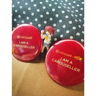 CAROUSELL BADGES! 💯