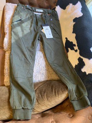 TOUGH JEANSMITH 軍風潮褲