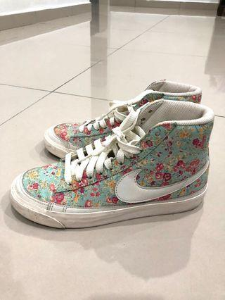 Nike x Liberty London (Special Edition) High Top Sneakers