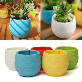 Pot Tanaman Pot bunga Vas bunga Mini