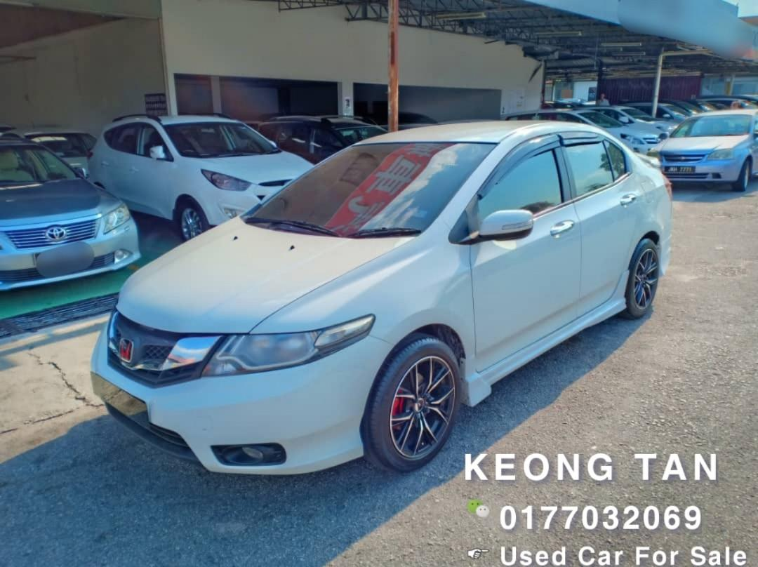 2014TH🚘HONDA CITY 1.5AT VTEC PREMIUM E SPEC VERSION🎉Cash💰OfferPrice💲Rm42,800 Only‼LowestPrice InJB 🎉📲 Keong‼🤗