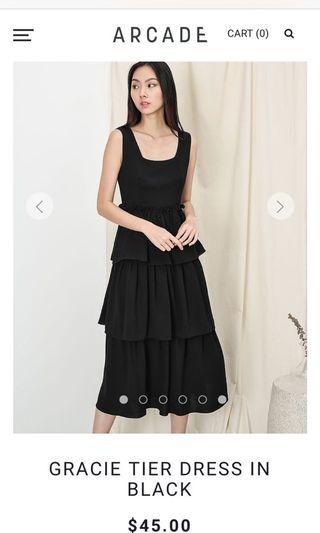 Gracie Tier Dress