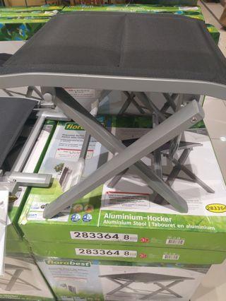Kursi lipat Aluminium