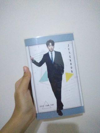 BTS Unofficial Photocard Album
