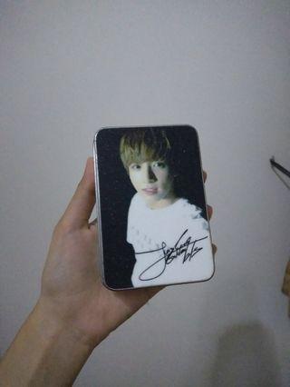 BTS Jungkook Lomo Card Set Tin 30pcs