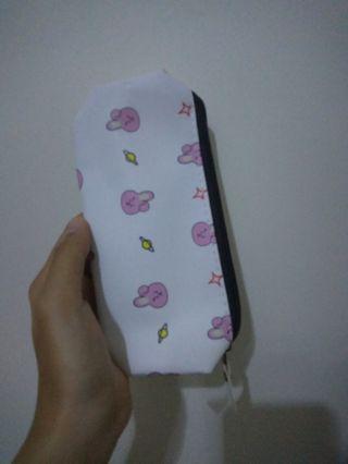 BTS BT21 Cooky Pencil Box