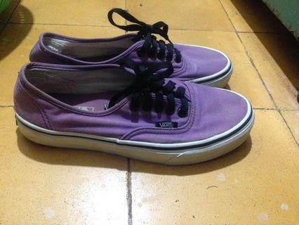 Vans authentic ukuran 38-39