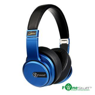 Fonestuff 瘋金剛 Drama5 Hi-Fi 劇院耳罩式耳機 (搖滾藍)(蕭敬騰專屬打造版)