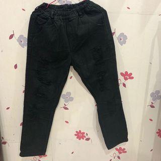 Jeans hitam NEW