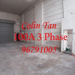 100A Big B2 Factory/ Workshop for Rent, Big Warehouse for Rental in Toh Guan, near Jurong & Bukit Batok