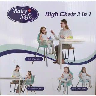 High Chair Baby Safe