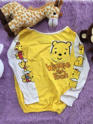 Atasan Winnie The pooh
