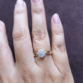 Diamond Ring cb7011